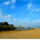 2017唐山湾国际旅游岛·东方园林海滩半程马拉松