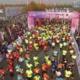 """2017中国·青岛""""温泉小镇""""半程马拉松赛"""