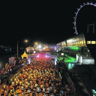 2014新加坡sundown官方照片