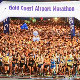 2017澳大利亚黄金海岸马拉松赛事照片(图片均来自官方脸书)
