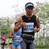肇庆健将拍摄10.5km处8:30至8:43