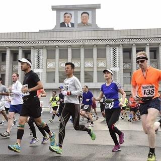 2015平壤马拉松