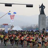2015 首尔马拉松赛事照片