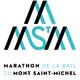 法国圣米歇尔山海湾马拉松