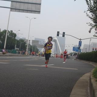 2016 上海浦东国际女子半程马拉松赛