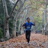 2013南京中山民间马拉松终点照片