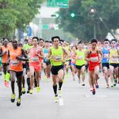 岱宇台中国际马拉松历届风采展示