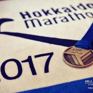 2017北海道马拉松赛事官方照片(图片均来自官方网站)