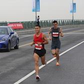 2017西太湖马拉松