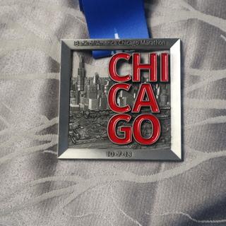 2018年芝加哥马拉松