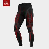 GearLab 局部肌肉支撑压缩长裤 男款