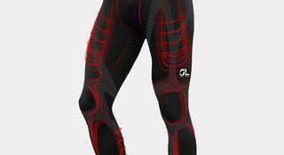局部肌肉支撑压缩长裤