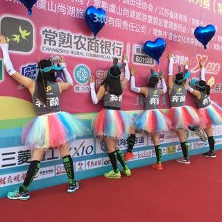 2017尚湖马拉松