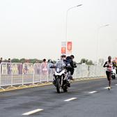 2019第二届宛山湖国际马拉松29KM宛山湖盛塘桥