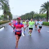 厦门海沧国际半程马拉松