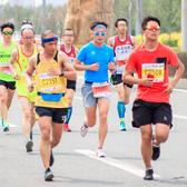 长春马拉松18公里