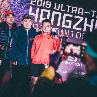 2019 天狼·杭州100越野赛