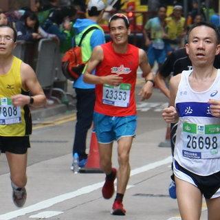 2018香港马拉松