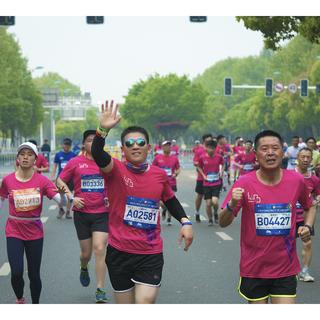 2019年仙林马拉松