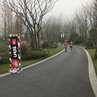 TNF100 2018 莫干山国际越野跑挑战赛
