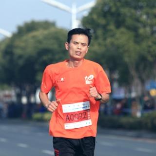 2017淮安·清江浦国际半程马拉松赛2