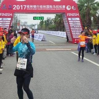 2017桂林國際馬拉松賽 (04:08 - 04:12)