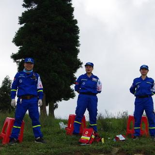2018武功山越野赛