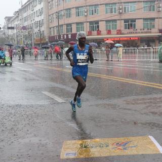 20.75公里(8:42-9:23)