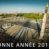 2018巴黎马拉松官方照片