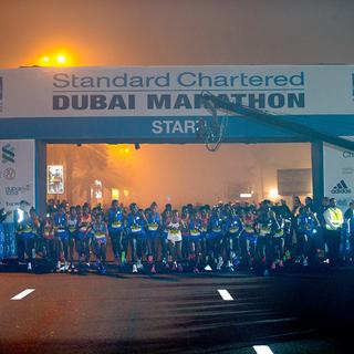 2018 渣打迪拜马拉松