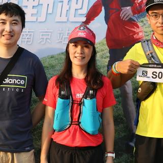 夜野赛   Salomon城市越野跑南京站「柒月」
