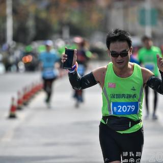 2017 千岛湖马拉松