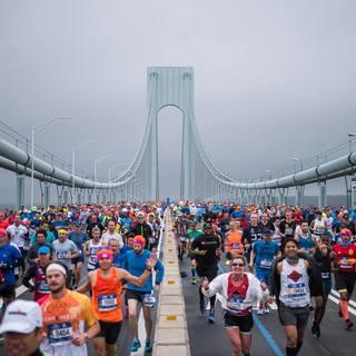 2017 纽约马拉松