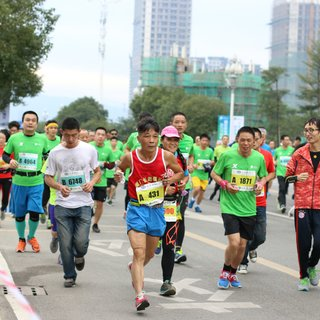 2015 福州国际马拉松