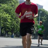 2014广州马拉松接力2