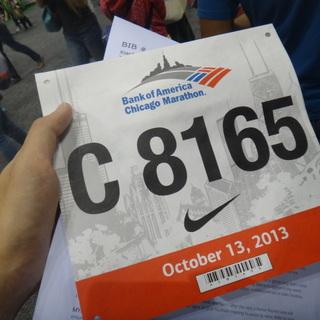 2013 Bank of America Chicago Marathon