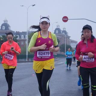 刘琳琳 20公里