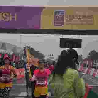 2015 11.21 浦东女子国际半程马拉松