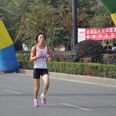 上饶马拉松21公里处\10.18-10.30