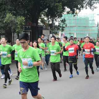 福州国际马拉松2015-12-20
