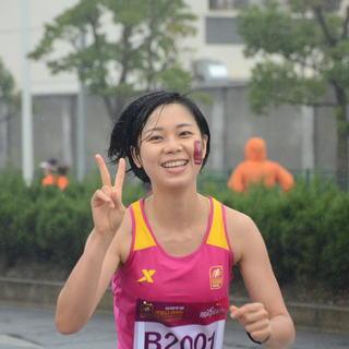刘妍 17公里