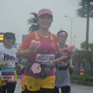 刘妍17公里