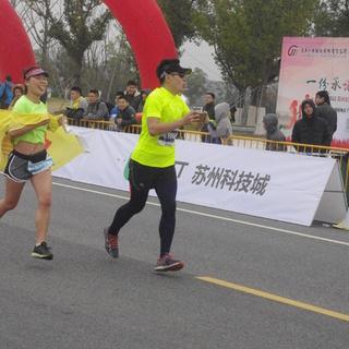 终点13:23-13:45
