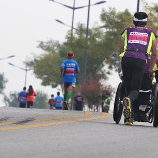 2015泰山国际马拉松比赛