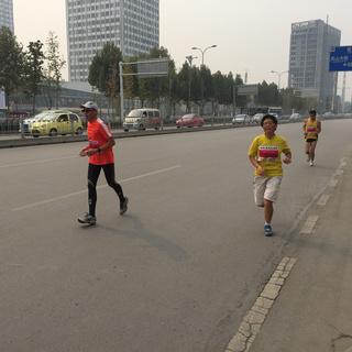 2015泰山国际马拉松