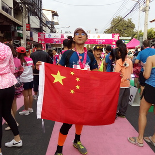 2015年泰国清迈马拉松
