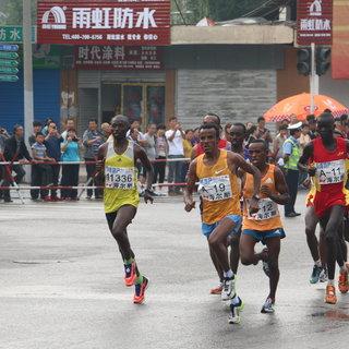 六盘水马拉松30公里-张新连 09:01-11:04