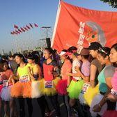 2015-9-26衡水马拉松半程 创想跑团