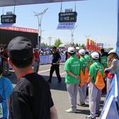 2015.5.31丹东马拉松比赛