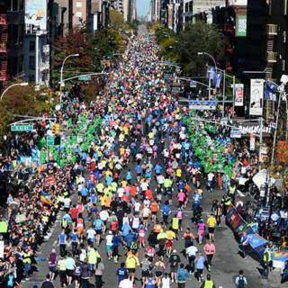 2015 纽约马拉松(TCS NewYork City Marathon)
